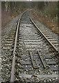 SK5448 : The railway to Calverton Colliery by Alan Murray-Rust