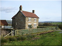 NZ7605 : Unnamed house near Glaisdale Moor by Phil Catterall