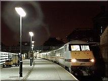 SE5703 : Railway Station, Doncaster by Dave Hitchborne