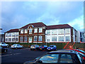 TQ6961 : Holmesdale Technology College, Snodland by Richard Dorrell