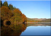 SO0514 : Pentwyn Reservoir by Paul Burnett