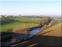 NS3044 : River Garnock, Kilwinning by wfmillar