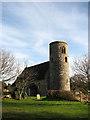 TG4700 : St Edmund's church by Evelyn Simak