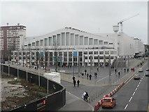 TQ1985 : Wembley: Wembley Arena by Chris Downer