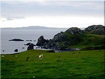 NR2743 : Coast West of Lower Killeyan by -