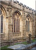SX3384 : Detail of St Mary Magdalene's Church, Launceston by Humphrey Bolton
