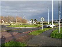 O1527 : Nutgrove Roundabout by Raymond Okonski