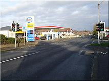 O1427 : Grange Road Esso Station by Raymond Okonski