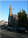 SH5571 : English Presbyterian Church, Menai Bridge by Eirian Evans