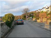 SH5873 : Siliwen Road, Bangor by Eirian Evans