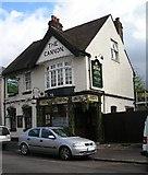 TQ7668 : The Cannon pub, Old Brompton by Nicole Cargill-Kipar