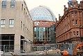 J3474 : Belfast's new dome (6) by Albert Bridge