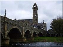 NT2540 : Peebles, Scottish Borders by James Denham