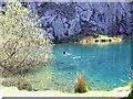 SN0730 : Lake Rosebush Quarry by Rob  Lowe