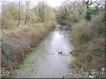 SU7151 : Basingstoke Canal by Colin Smith