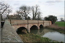 TF1309 : Market Deeping Bridge by Alan Murray-Rust