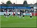 TQ4985 : Dagenham & Redbridge FC by Phillip Perry