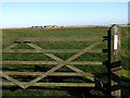 TG5006 : Gate at end of track by Evelyn Simak