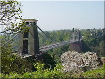 ST5673 : Clifton Suspension bridge by Ian Wilson