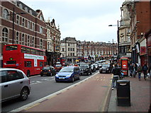 TQ2775 : St John's Hill, London SW11 by Stacey Harris