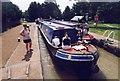 SP7942 : Cosgrove Lock No21 by Jo Turner