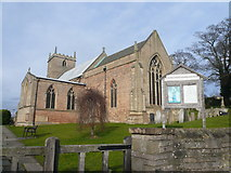 SK5276 : Whitwell - The Parish Church of St. Lawrence by Alan Heardman
