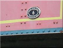 TQ2282 : Grand Union Canal - Bridge No.6, Scrubs Lane, NW10 by Phillip Perry