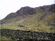 NY4807 : Buckbarrow Crag by Michael Graham