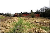 SD8632 : Brownside Mill by Kevin Rushton