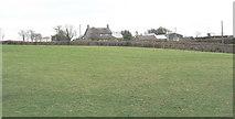 SH3537 : Gwen Lleyn Farm, Llannor by Eric Jones