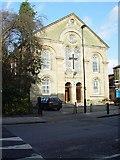 TA0432 : Cottingham Methodist Church by Peter Church