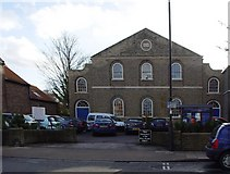 TA0432 : Zion United Reformed Church, Cottingham by Peter Church