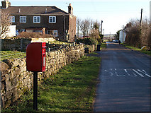 NZ6917 : Postbox at Kilton Thorpe by Stephen McCulloch