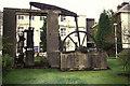 ST0888 : Steam engine - University of Glamorgan by Chris Allen