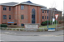 TL4920 : Bishops Stortford Business Centre,  Great Eastern Close by dennis smith