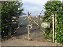TQ4667 : Poverest Allotments by Ian Capper
