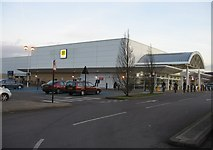 SU6252 : Morrisons - close to the town centre by Given Up