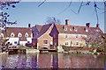 TM0733 : Flatford Mill, East Bergholt,  Suffolk by Christine Matthews