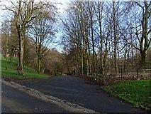 NS5666 : Kelvingrove Park by Stephen Sweeney