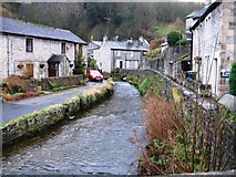 SK1482 : Castleton, Derbyshire by Phillip Perry