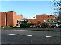 SO9496 : Bilston Baptist Church by Gordon Griffiths