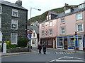 SH6115 : High St, Barmouth by David Bowen