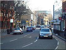 TQ2375 : Upper Richmond Road - South Circular Road by Stacey Harris