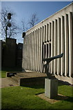 TL4359 : The Archives Centre, Churchill College by Fractal Angel