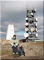 SO5986 : Summit of Abdon Burf by Dave Croker