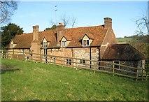 SU8695 : Hughenden Church House by Nigel Cox