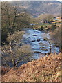 SD2091 : River Duddon south of Ulpha by Andrew Hill
