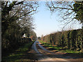 TG1626 : Looking west on Heydon Road by Evelyn Simak