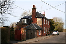 SU7451 : The former 'Cricketers', Colt Hill, Odiham by Dr Neil Clifton