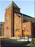 NS4765 : St James RC Church by Thomas Nugent